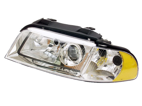 Audi Headlight Assembly Left (A4 A4 Quattro S4) - Genuine VW Audi 8D0941029AR