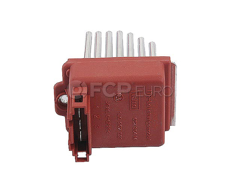 Audi VW Blower Motor Control Unit (w/ auto A/C) - OEM Supplier 1J0907521