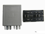 VW Pulse Wiper Relay (Jetta Golf Passat Beetle) - OE Supplier 1J0955531A
