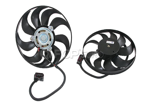 Audi VW Cooling Fan Motor - Meyle 1J0959455R