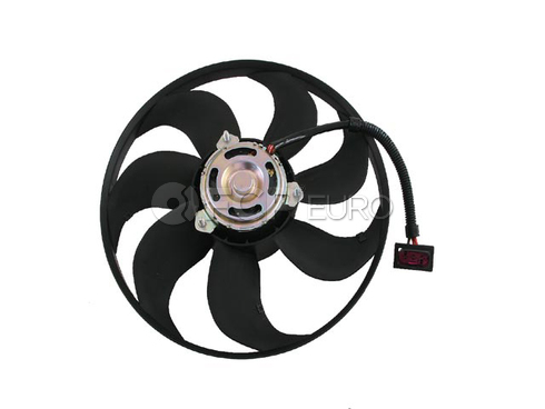 Audi VW Engine Cooling Fan Motor (TT TT Golf Jetta Beetle) - Meyle  1J0959455S