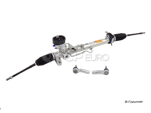 VW Steering Rack Complete Unit (Beetle Golf Jetta) - OEM Supplier 1J1422062FX