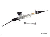 VW Steering Rack Complete Unit - OEM Supplier 1J1422062FX