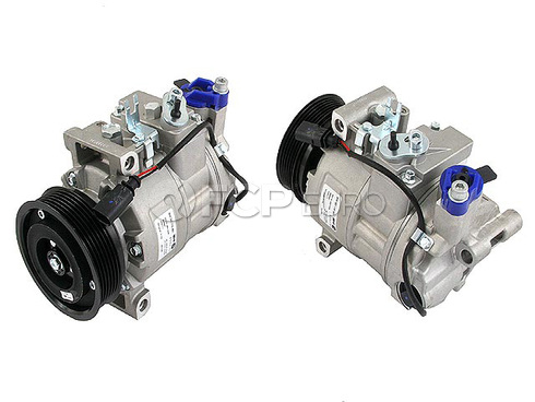 Audi A/C Compressor (A4 A4 Quattro) - Behr 8E0260805CB