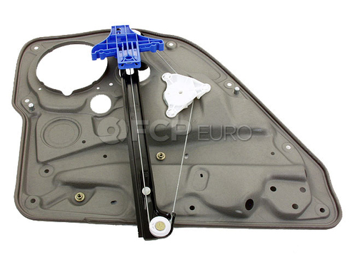 VW Window Regulator (Golf) - Genuine VW Audi 1J4839462F