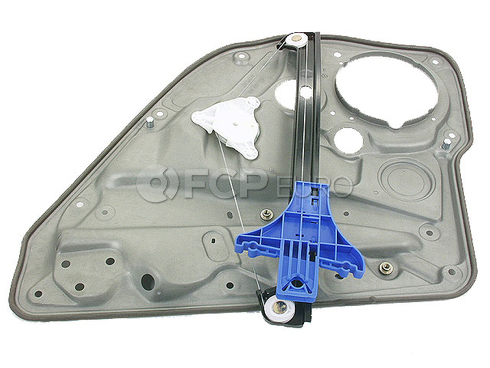 VW Window Regulator (Jetta) - Genuine VW Audi 1J5839461A