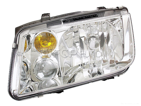 VW Headlight Assembly Left (Jetta) - Hella 1J5941017BH