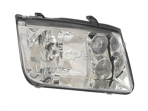 VW Headlight Assembly (Jetta) - Hella 1J5941018AH