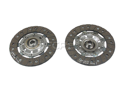 VW Audi Clutch Friction Disc (Golf Jetta Beetle TT) - Sachs SD80221