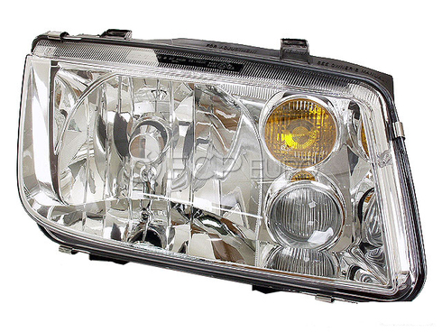 VW Headlight Assembly - Hella 1J5941018BH