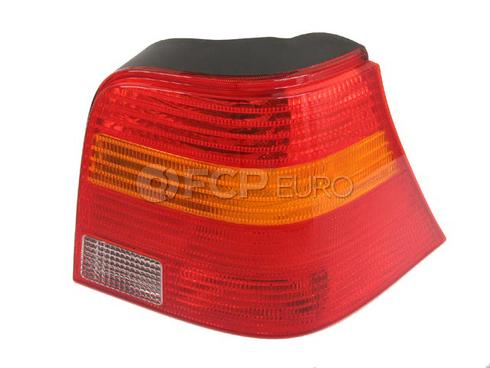 VW Tail Light Lens Right (Golf) - Genuine VW Audi 1J6945096F