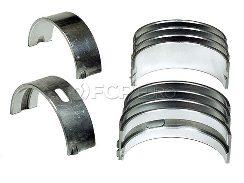 VW Audi Main Bearing Set (A4 Golf Jetta) - Glyco 06A198491