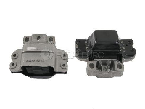VW Manual Trans Mount Left (Jetta Golf Rabbit) - Meyle 1K0199555N