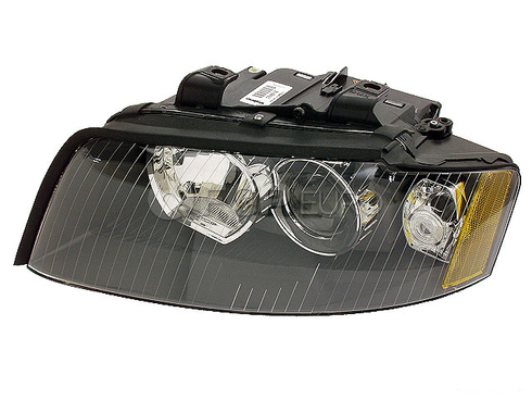 Audi Headlight Assembly (A4 A4 Quattro) - Genuine VW Audi 8E0941029AB