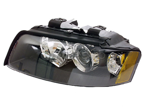 Audi Headlight Assembly Left (S4) - Genuine VW Audi 8E0941029AC