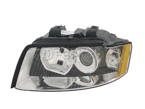 Audi Headlight Assembly Left (A4 Quattro A4 S4) - TYC 8E0941029F