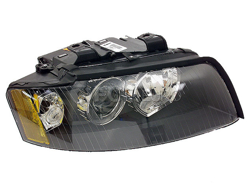 Audi Headlight Assembly Right (A4 A4 Quattro) - Genuine VW Audi 8E0941030AB