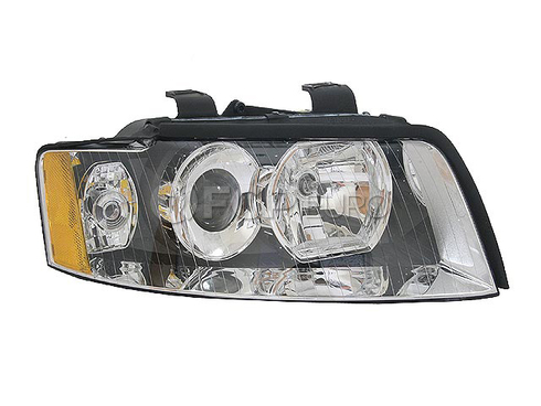 Audi Headlight Assembly Right (A4 Quattro A4 S4) - Genuine VW Audi 8E0941030F