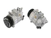 Audi VW A/C Compressor - Sanden 1K0820859S