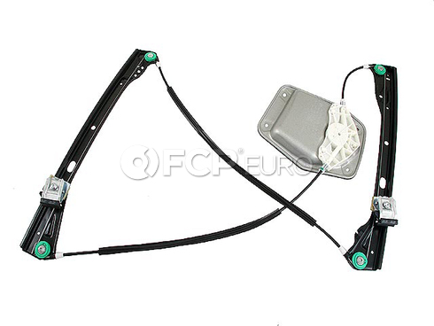 VW Window Regulator (Rabbit GTI R32) - Genuine VW Audi 1K3837461A