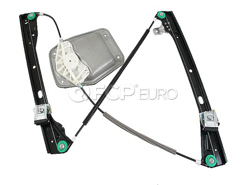 VW Window Regulator (Rabbit GTI) - Genuine VW Audi 1K4837462A