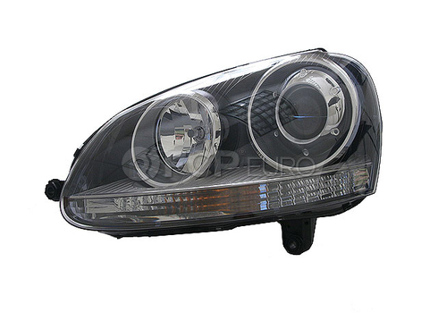 VW Headlight Assembly - Magneti Marelli 1K6941039B