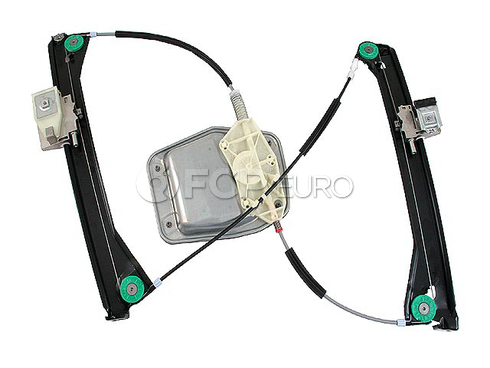 VW Window Regulator Front Right (Eos) - Genuine VW Audi 1Q0837462C