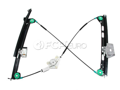 Audi Window Regulator (S4 A4 A4 Quattro) - Genuine VW Audi 8H0837461A