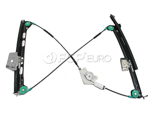 Audi Window Regulator (S4 A4 A4 Quattro) - Genuine VW Audi 8H0837462A