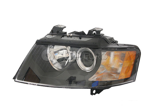 Audi Headlight Assembly Left (A4 S4) - Genuine VW Audi 8H0941003AG
