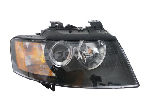 Audi Headlight Assembly Right (A4 S4) - Genuine VW Audi 8H0941004AG