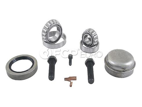 Mercedes Wheel Bearing Kit Front - OEM Rein 2013300251