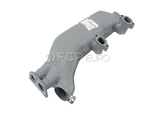VW Exhaust Manifold Heat Exchanger (Vanagon) - Dansk 071256091B