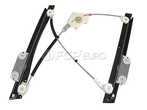 Audi Window Regulator (TT TT Quattro) - Genuine VW Audi 8N0837461