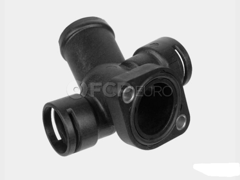 VW Engine Coolant Outlet Flange (EuroVan) - Meyle 074121132