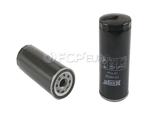 Audi Engine Oil Filter (S6 A6 Quattro) - Hengst 077115561G