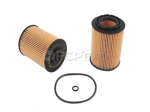 VW Engine Oil Filter Kit (Touareg) - Mahle 077115562ML