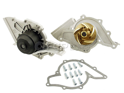 Audi Water Pump (V8 Quattro) - Hepu 077121004G