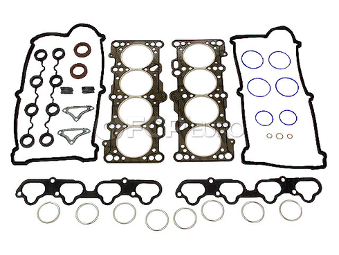 Audi Cylinder Head Gasket Set (V8 Quattro) - Reinz 077198012A