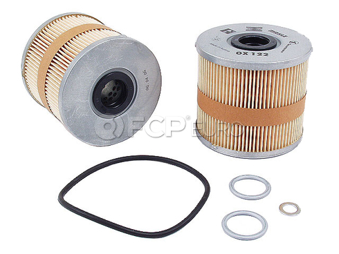 Audi Oil Filter Kit - Mahle 077198563ML