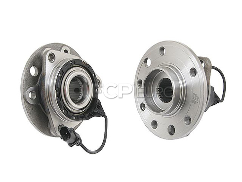 Saab Wheel Hub Assembly (9-3 9-3X) - KMM 93186387E