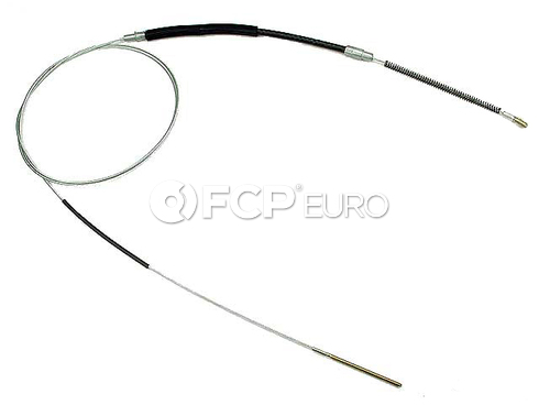 VW Parking Brake Cable (Transporter Campmobile) - Cofle 211609701T