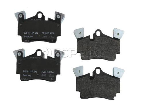 Porsche Brake Pad Set (Cayenne) - Genuine Porsche 95535293950OE