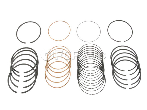 Audi Piston Ring Set (A6 Quattro Allroad Quattro S4) - Grant 078198151BG