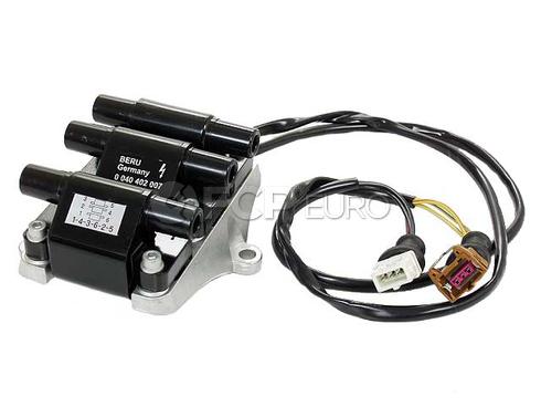 Audi Ignition Coil - Beru 078905101A