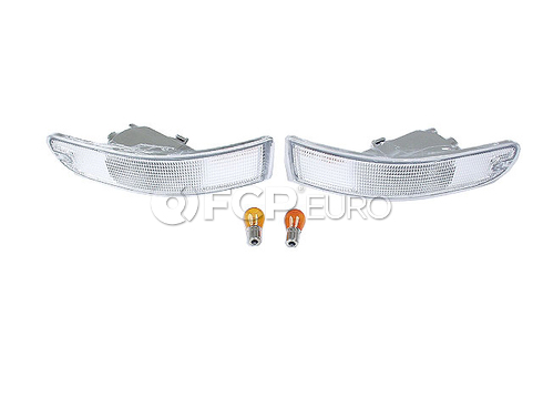 Porsche Turn Signal Light Set (911) - Dansk 993631KIT