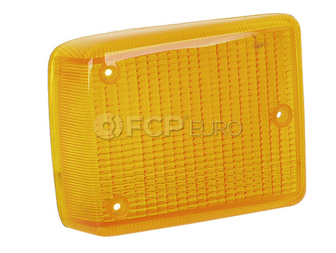 VW Turn Signal Light Lens (Transporter Campmobile) - Euromax 211953142TBR