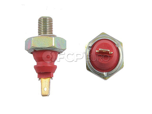 Audi Oil Pressure Switch - OE Supplier 078919081A