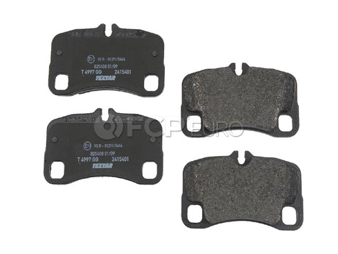 Porsche Brake Pad Set (911) - Textar 99735294901T