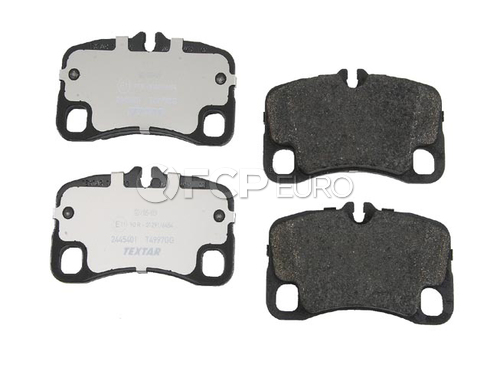 Porsche Brake Pad Set (911) - Textar 99735294904T